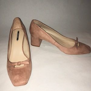 Zara Rose Pink shoes